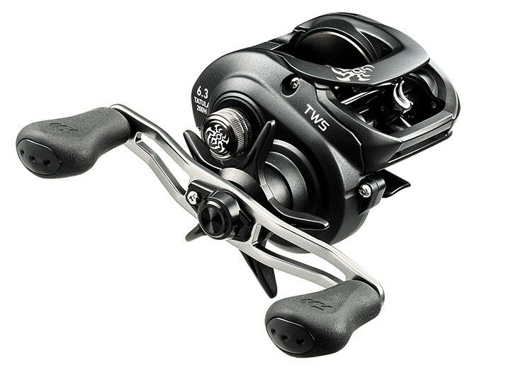 Daiwa TAT150H Tatula Casting 150 Casting Tatula Reel, Right Hand, 6.3:1 Retrieve f14242
