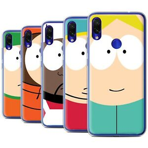 Gel-TPU-Case-for-Xiaomi-Redmi-Note-7-7-Pro-7S-Funny-South-Park-Inspired