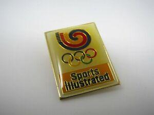 Seoul-Olimpiadas-1988-Pin-Sports-Ilustrados-Vintage