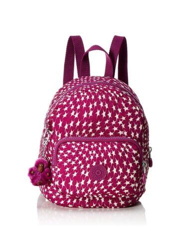 Munchin Pink zaino Nuovo 47 Rrp 20 £ Star Swirl Kipling mini wqItOxRHU
