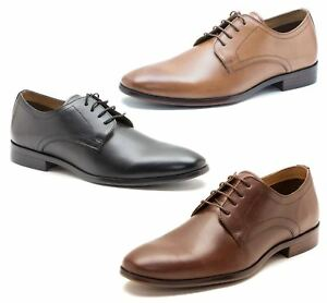 red tape silwood lace up mens formal casual oxford shoes