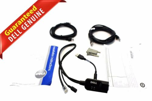 Dell KVM 1082DS 2162DS Remote Console T-serial SIP POD Cable Kit 80DH7 080DH7