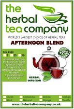 Orgánica de semillas de alholva tarde mezcla las bolsitas de té Paquete De 25