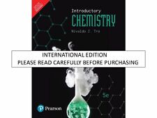 Introductory Chemistry by Nivaldo J. Tro (Hardcover, 5th Edition, 2014)