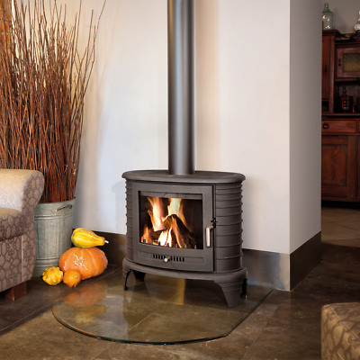 Stove K8 Free Standing Cast Iron Stove Wood Burner Fireplace 9kw 5 11 Kw New 5901350041123 Ebay
