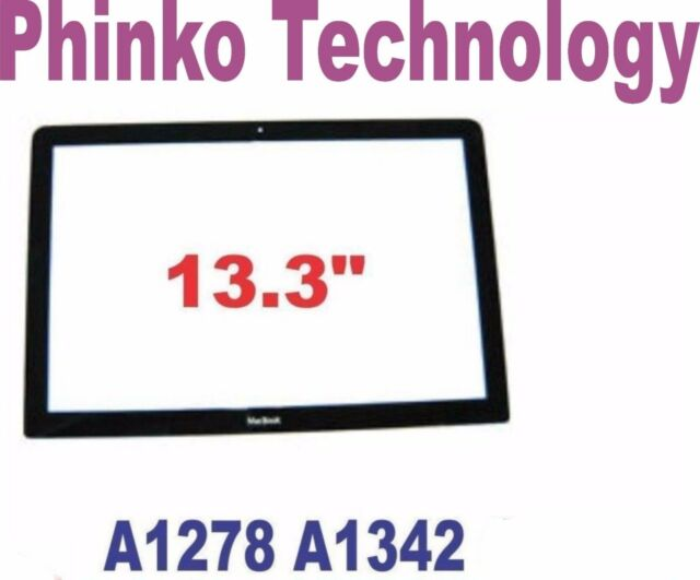 """NEW Front Glass for Apple Macbook 13"""" 13.3"""" Unibody A1278"""