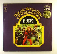 """2x 12"""" LP - Chicken Shack - II - The Golden Era Of Pop Music - A3369 - RAR"""