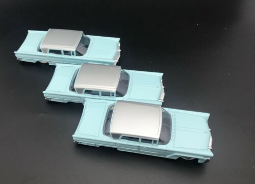 3 pc 1:43 Dinky toys 532 lincoln premiere miniature diecast collection car model