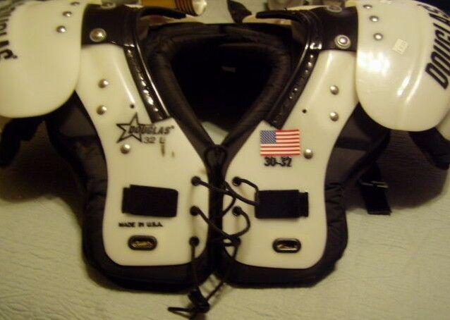 Douglas L 30 -32  Shoulder Pads