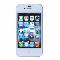 Apple Iphone 4s 8gb Gsm 3g White - At&t Wireless Brand Factory Sealed