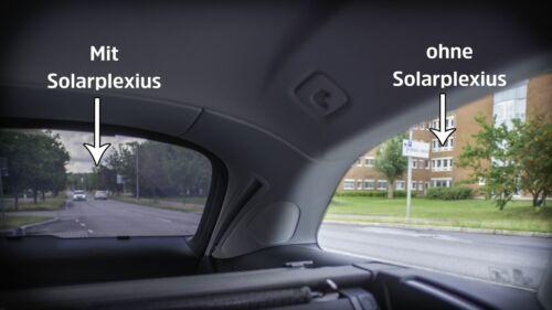 Sonnenschutz Autosonnenschutz Scheibentönung Sonnenschutzfolie PEUGEOT 207 5-Tür