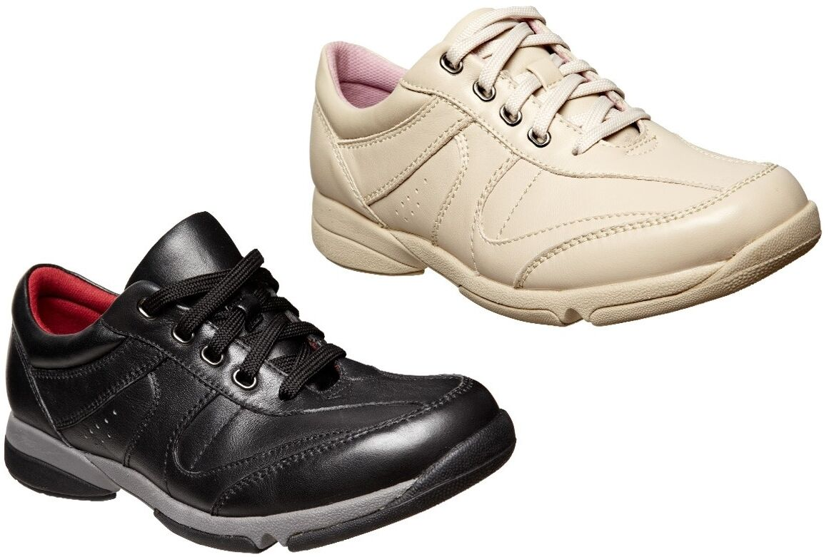 per il commercio all'ingrosso NEW NEW NEW donna LADIES HUSH PUPPIES KALANA LEATHER CASUAL DRESS COMFORTABLE scarpe  comprare a buon mercato