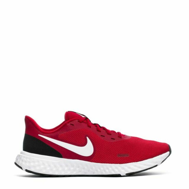 Nike Revolution 3 Red Black Running