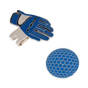 New-Funny-Glove-Golf-Hat-Clip-with-Magnetic-Ball-Marker-Golfer-Gift-Blue