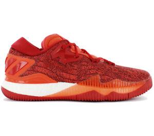 the latest 6a04d cbc4d Caricamento dellimmagine in corso Adidas-Crazylight-Boost-Low-Uomo-Scarpe- da-Basket-