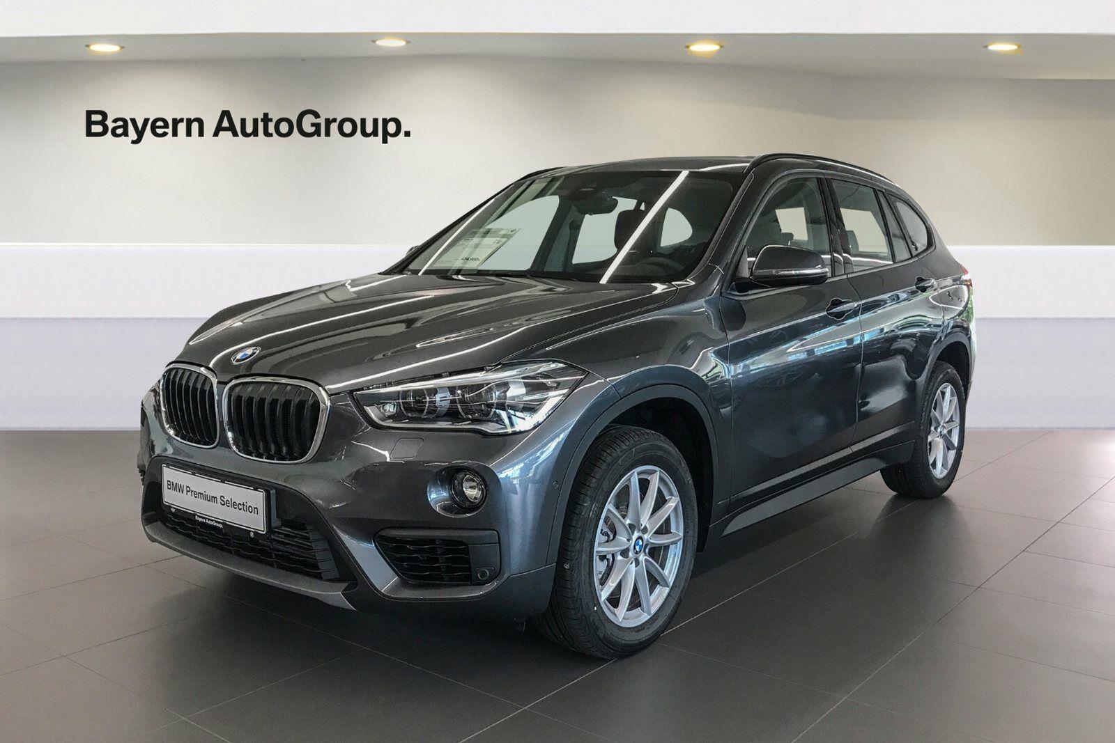 BMW X1 2,0 sDrive20i aut. 5d - 434.900 kr.