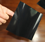 50pc Tile Stickers 6 x 6 inch Black Transfers Covers for Kitchen Bathroom 15 x