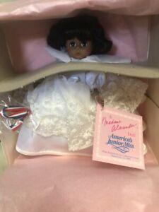 Junior-Miss-African-American-Madame-Alexander-8-039-039-Doll-New-NRFB