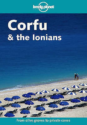1 of 1 - (Good)-Corfu and the Ionians (Lonely Planet Regional Guides) (Paperback)-Bain, C