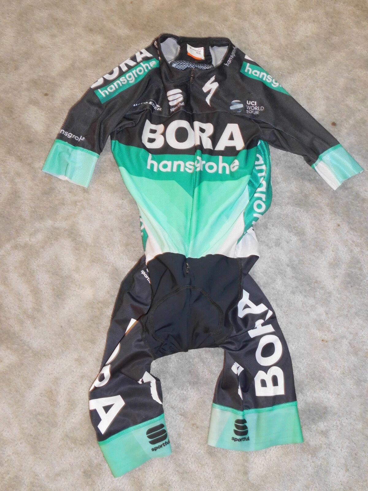 Sportful Team Bora 2018 Specialized Aero Sprint Suit Road Einteiler / Skinsuit