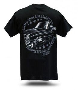 C10 Camion Shirt - 73-87 Ans En Sac Camion Shirt-homme Noir Camion Shirt Gsi-afficher Le Titre D'origine Divers ModèLes RéCents