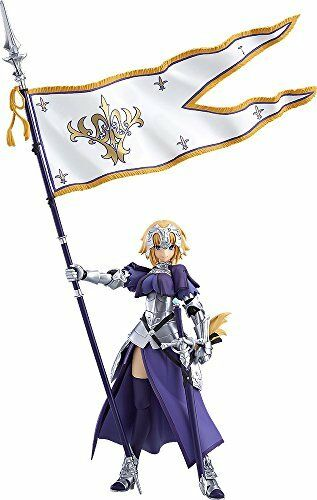 Max Factory Fate GRAND ORDRE  Règle JEANNE D'ARC Figma action figure
