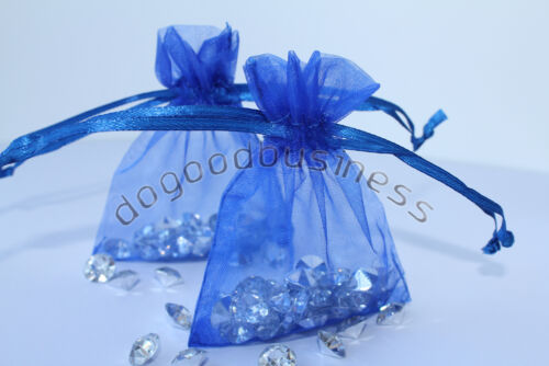 Luxury Organza Gift Bags Wedding Party Favour Jewellery Packing Pouches Bag