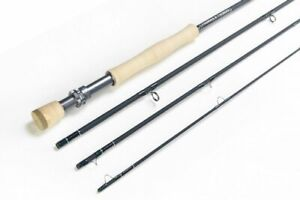 Thomas-amp-Thomas-Exocett-Saltwater-Fly-Rod-9-039-8wt-4pc-New-FREE-FLY-LINE