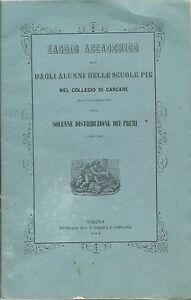 Saggio-Accademico-degli-Alunni-delle-Scuole-Pie-di-Carcare-Savona-1861-Paravia