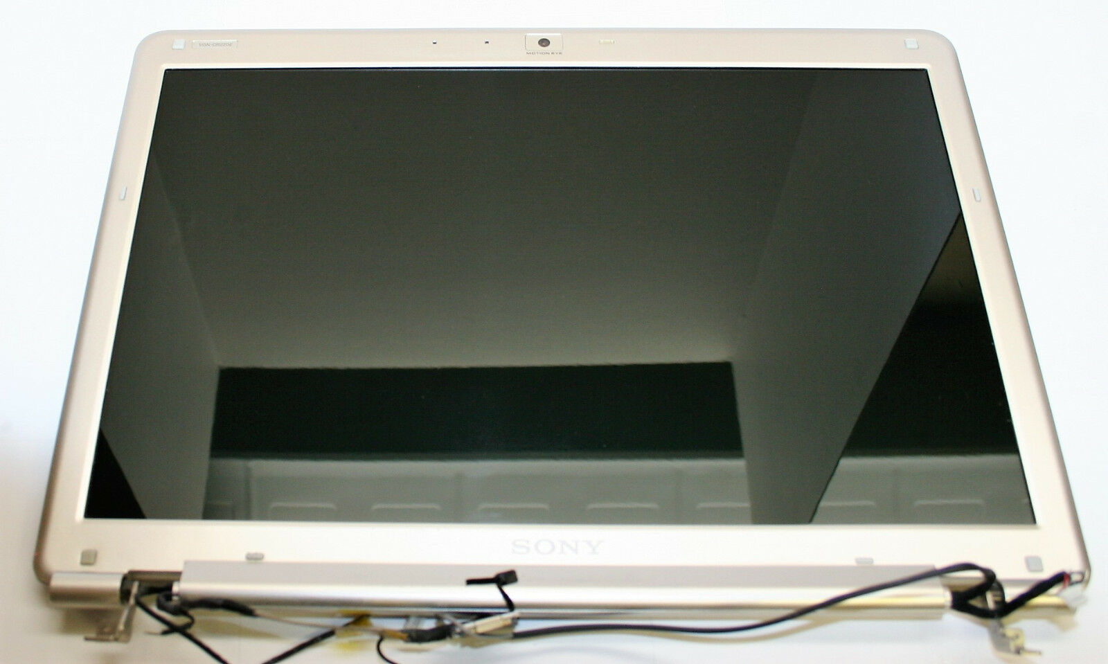 Sony Vaio VGN-CR220E LCD Assembly ~ Complete with Hinge Screws included!