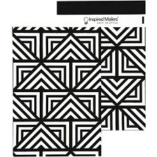 Triangulate Printed Mailers 10x13 Pack Of 100