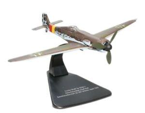 Oxford-Aviation-AC028-1-72-FW-TA152-Diecast-modelo-de-avion