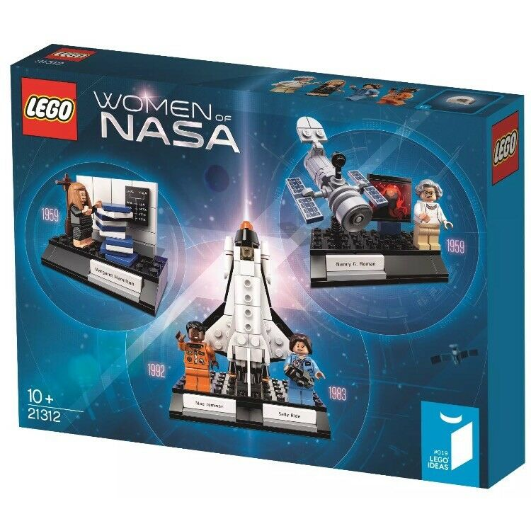 LEGO IDEAS 21312 WOMEN OF NASA - BNIB