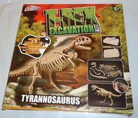 T-rex Excavation Kit By Grafix Dinosaur Tyrannosaurus