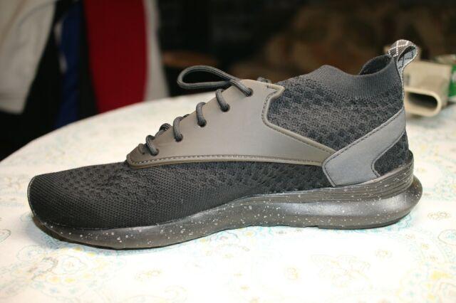 Men/'s Shoes BS6356 Black//Flint Grey//White 9 Reebok Zoku Runner UltraKnit IS