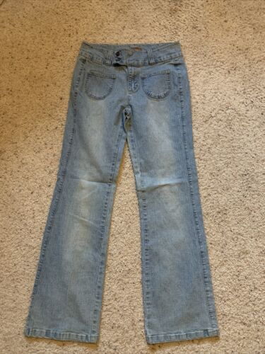 Ladies Vintage Lee One True Fit Jeans Size 11/12 M