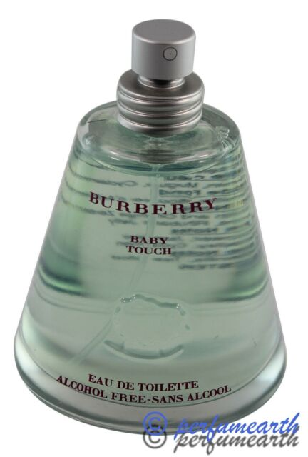 Buy Burberry Baby Touch 3.4oz. EDT Spray Alcohol for Women Tster No ... 8fed758be0