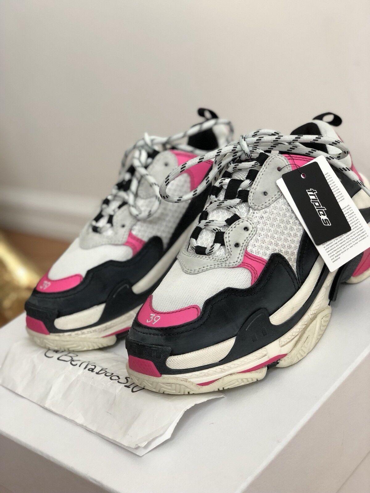 Balenciaga TRIPLE S Women's Sneaker in