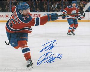 Edmonton-Oilers-Ilro-Pakarinen-Signed-Autographed-8x10-Photo-NHL-COA
