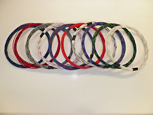18-GXL-HIGH-TEMP-AUTOMOTIVE-WIRE-10-STRIPED-COLORS-25-FEET-EACH-250-FEET-TOTAL