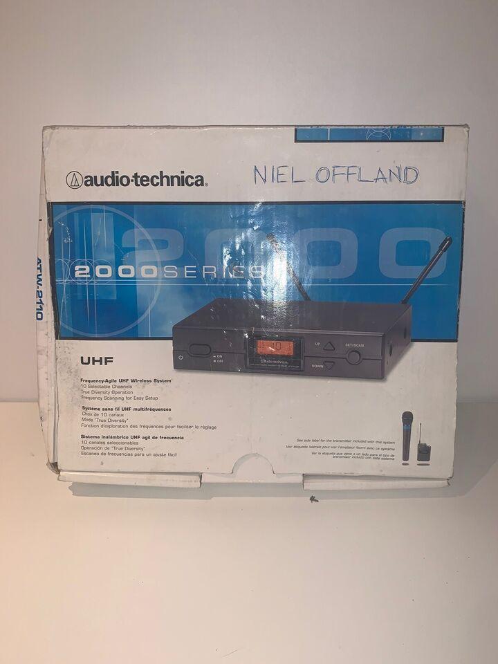 Trådløst system, Audio-technica