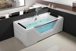 Vasca Idromassaggio da bagno 170x80 cm termostatico full optional ...