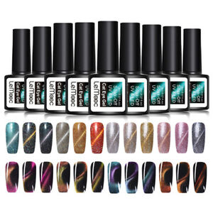 LEMOOC-8ml-Magnetico-Smalto-Gel-UV-per-Unghie-Nail-Art-UV-Gel-Polish-Soak-off