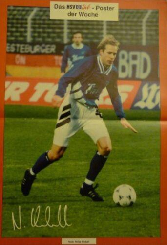 Niklas Kindvall HSV Schönes Poster