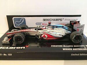 F1 Mclaren Mercedes Mp4 / 27 Jenson Button Vainqueur Gp Australien 2012 (évolution)
