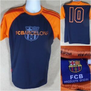 db934e602 Image is loading FC-Barcelona-Soccer-Jersey-Official-FCB-10
