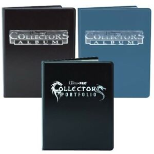 Ultra-Pro-Card-Folder-Portfolio-Album-9-4-Pocket-MTG-Pokemon-Cards