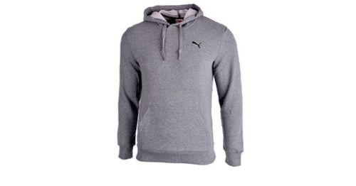 Puma Herren BPPO 501 Men`s Hooded Sweat Neu 833887-01 Medium Grey//Heather