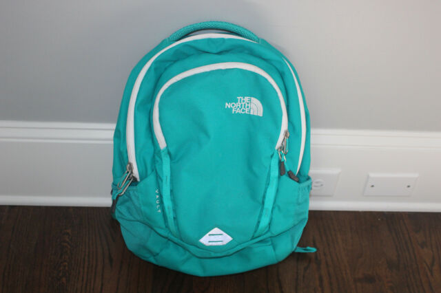 39059db7618e The North Face Womens Vault Backpack Green White