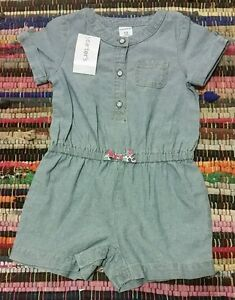 f5112e554db6 Image is loading NWT-Carter-039-s-12-Month-Blue-Jean-